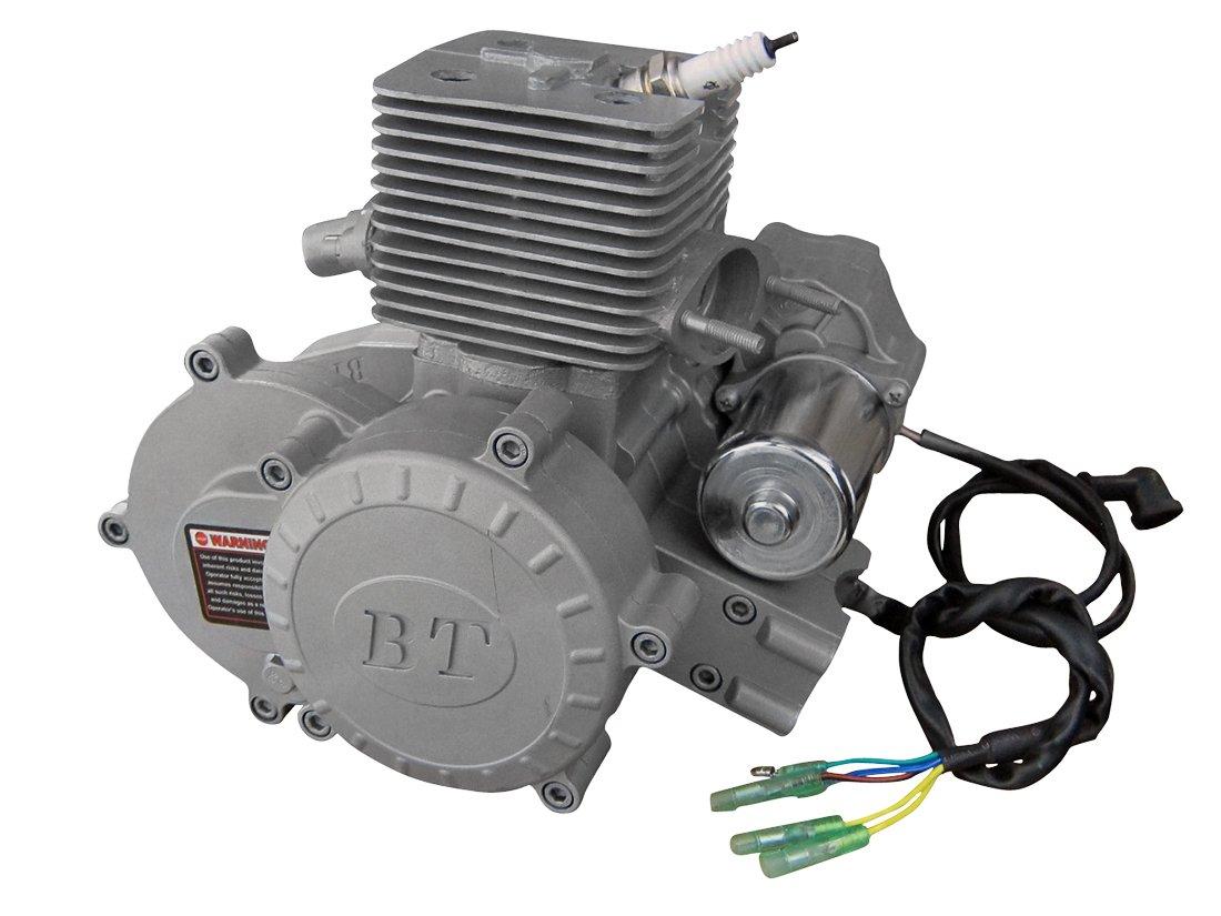 Amazon.com: BBR Tuning 66/80cc Bullet Train Electric Start Bicycle Engine  Kit - 2 Stroke Gas Powered Bike Motor Engine: Automotive