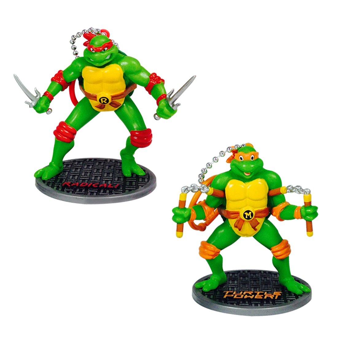Teenage Mutant Ninja Turtles Collectible Figurines [Leonardo ...