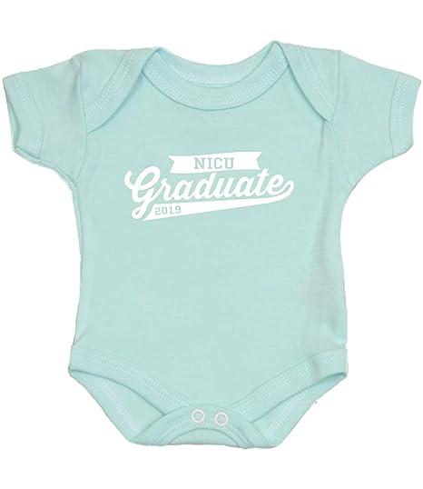 82075a897 Amazon.com: BabyPrem Baby NICU Graduate Bodysuit Vest Preemie Clothes  3.5-10lb: Clothing