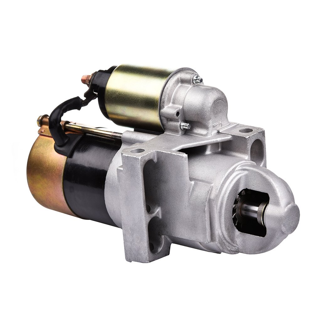 ACUMSTE 323-485 New 3HP High Torque Starter for Chevrolet Blazer GMC Olds 4.3L 5.7L 7.4L, 9000899, 12560019, 9000786
