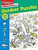 Outdoor Puzzles (Highlights Favorite Hidden Pictures Series) (Highlights(TM) Hidden Pictures®)