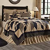 Dakota Star 3 Piece Queen Quilt Set