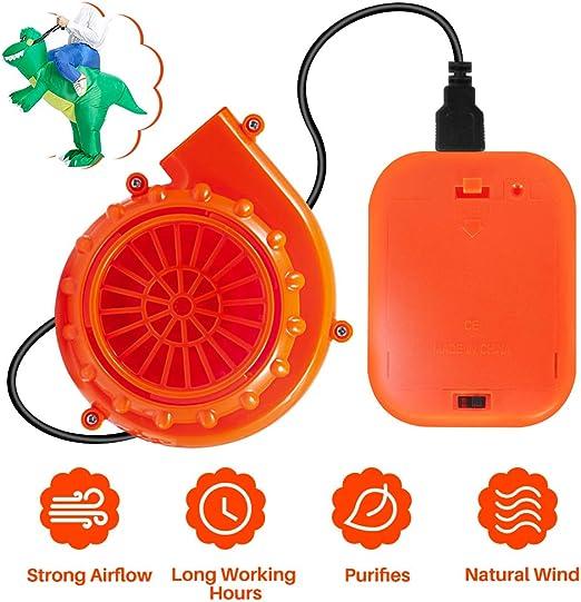 Amazon.com: Mini ventilador para muñeca Mascota cabeza ...