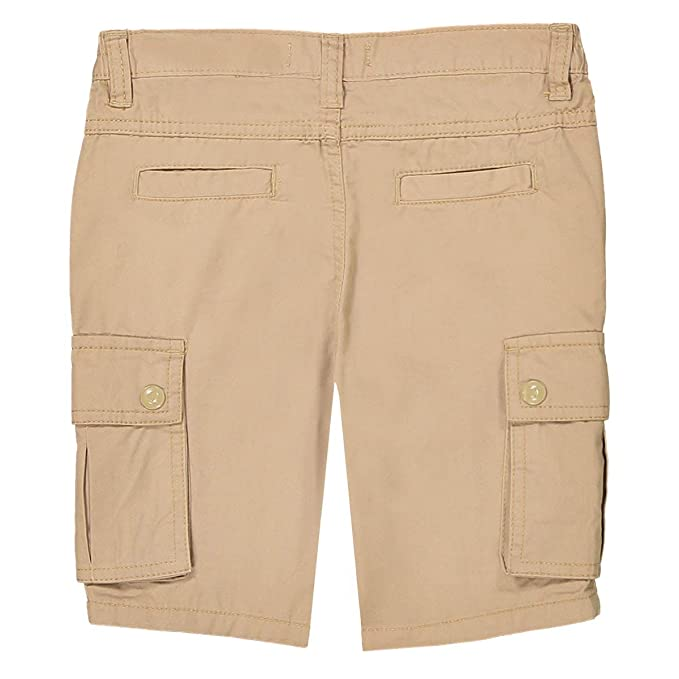 3-12 Years La Redoute Collections Big Boys Combat Bermuda Shorts