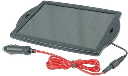 Chargeur de maintien solaire pour batterie de voiture 12 V 1
