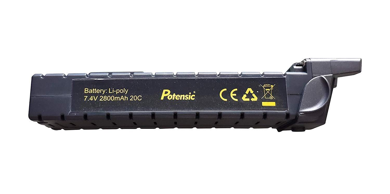 Potensic Batería para dron D85: Amazon.es: Electrónica