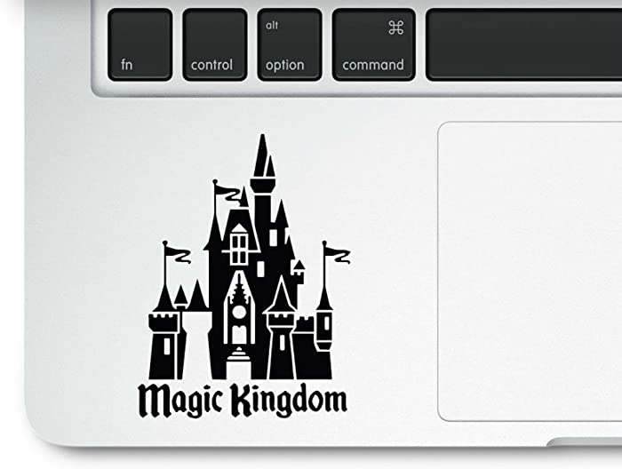 Top 10 Disney Auto Stickers Tinker Bell Home Castle