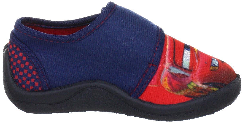 Cars Houseslippers CA551290, Jungen Hausschuhe, Blau (RED