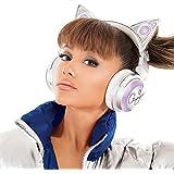 Limited Edition Ariana Grande Wireless Bluetooth Cat Ear Headphones