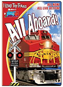 I Love Toy Trains - All Aboard