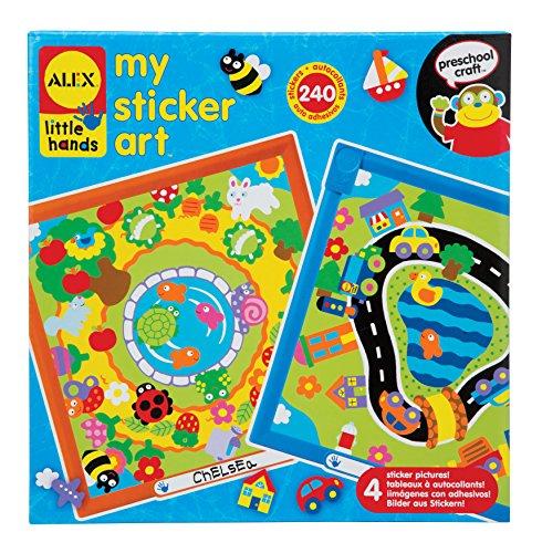 ALEX Toys Little Hands My Sticker Art
