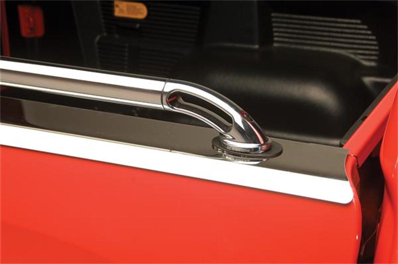 Putco 49833 BOSS 2.5 Diameter Locker Side Rails for Ram
