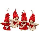 Gisela Graham : Decorazioni di Natale : Piccoli bambini scandinavi coltivano