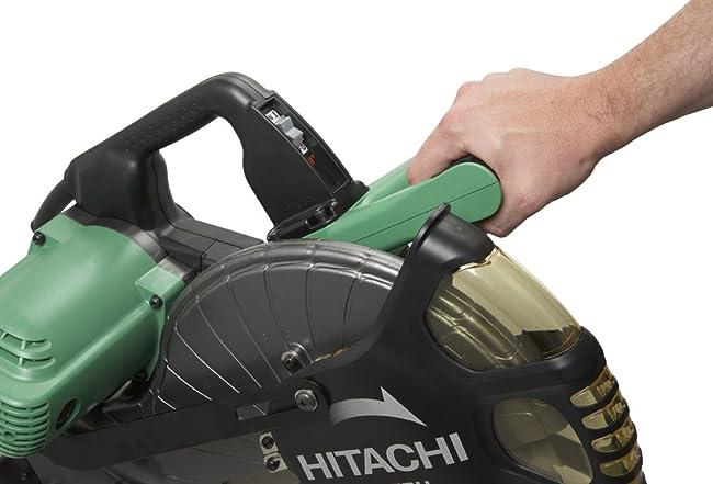 Hitachi C12FDH 15 Amp 12-Inch Dual Bevel Miter Saw