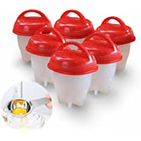 6-Cup Chiyan Egg Cooker Hard Boiled without the Shel