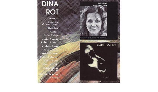 Yo Canto a Los Poetas - Cartas by Dina Rot on Amazon Music ...