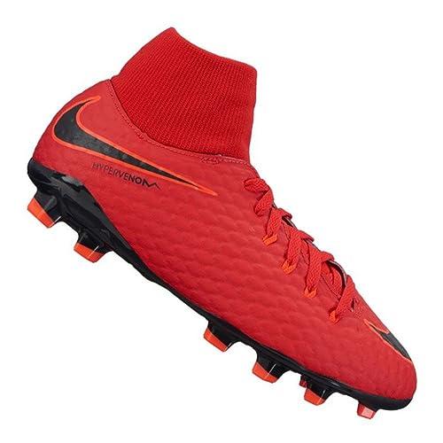 NiñosNegro JrHypervenom IiiBotas Nike Phelon De Fútbol Unisex PTXZulwOki