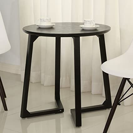 Ordinaire Round Reception Table/Accent Table/End Table For Living Room,Office,Waiting