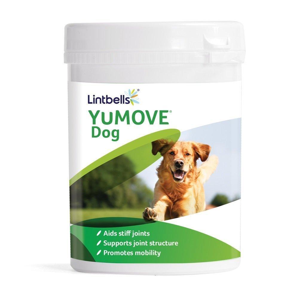 【イギリスNo.1】犬用関節サプリメント YUMOVE ユームーブ 高齢で関節が衰えがちな犬に普段から関節の健康を維持したい犬に 並行輸入品 (300粒) B0174IYHLI
