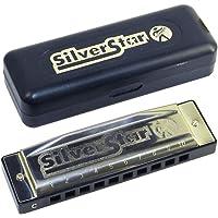 Hohner Silver Star C 504/20x - Armonica, 20 voces