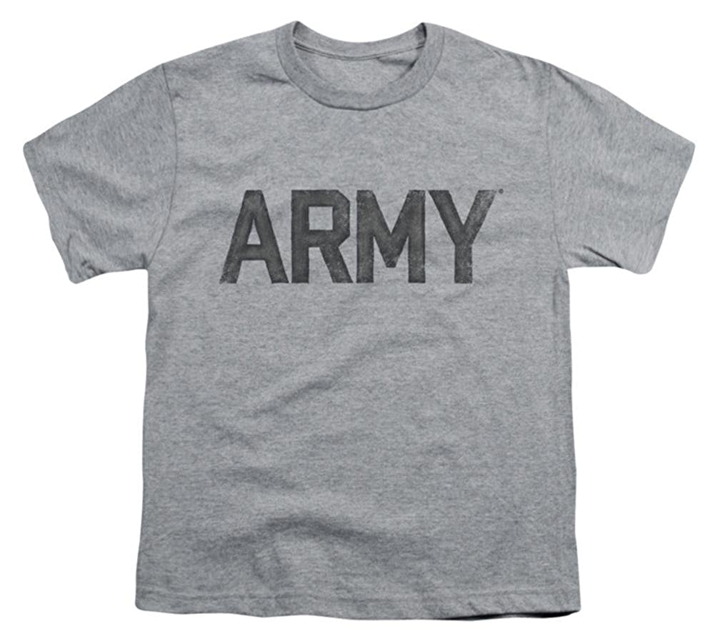 Star Kids T-Shirt Size YS Army Youth