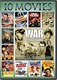 10-Movie War Collection: The Eagle And The Hawk / The Last Outpost / Bengal Brigad / Jet Pilot / Ulzana's Raid / To Hell And Back / In Enemy Country / Raid On Rommel / Battle Hymn / Wake Island