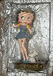 Danbury Mint Betty Boop Betty Sings the Blues figurine