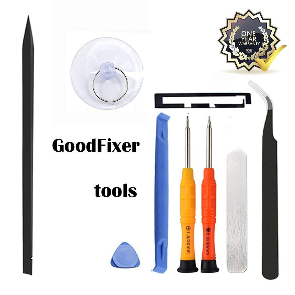 GoodFixer for Apple iPad 3/iPad 4 Battery Replacement with Complete Repair Tools Kit, Adhesive Strip 0 Cycle - 11560mAh Li-ion Replacement Battery [365 DAYS Warranty] by GoodFixer (Image #5)