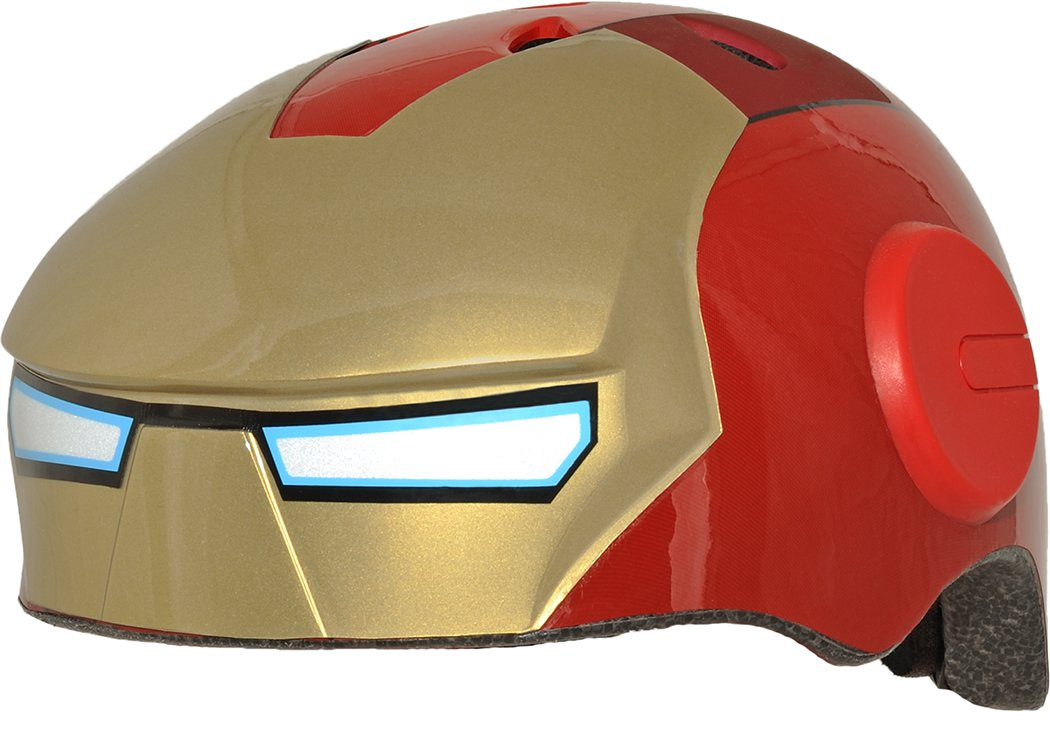 BELL Kids' Iron MS 3D Helmet, Multi Coloured, 50-54 cm 7074674