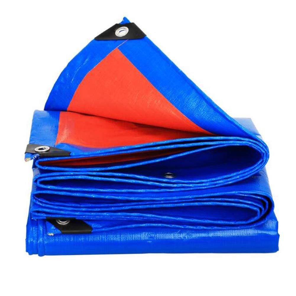 MuMa Plane Verdicken Wasserdicht Regenfest Sonnencreme Teleskopisch Falten Zelt Draussen (Farbe   4  8m)