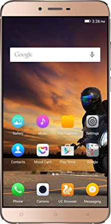 Gionee S6 4G Volte (3GB RAM, 32GB, Rose Gold) Smartphones at amazon