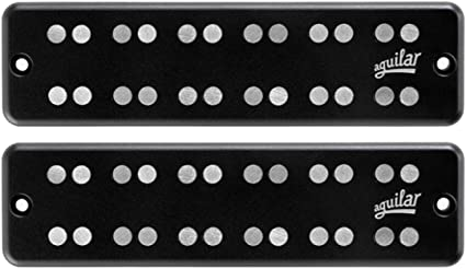 Aguilar DCB-D4 Bass Guitar Pickup Set