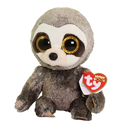 7904894bb20 Amazon.com  T Y TY Beanie Babies Dangler The Sloth  Toys   Games
