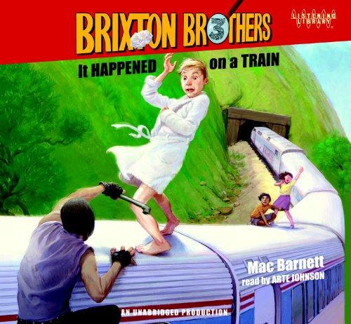 It Happened on a Trai(lib)(CD) (Brixton Brothers) PDF