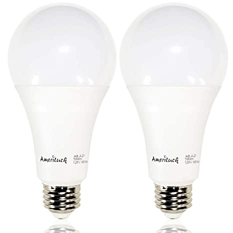 3 Way 50100150w Equivalent A21 Led Bulb 80015002200lumens