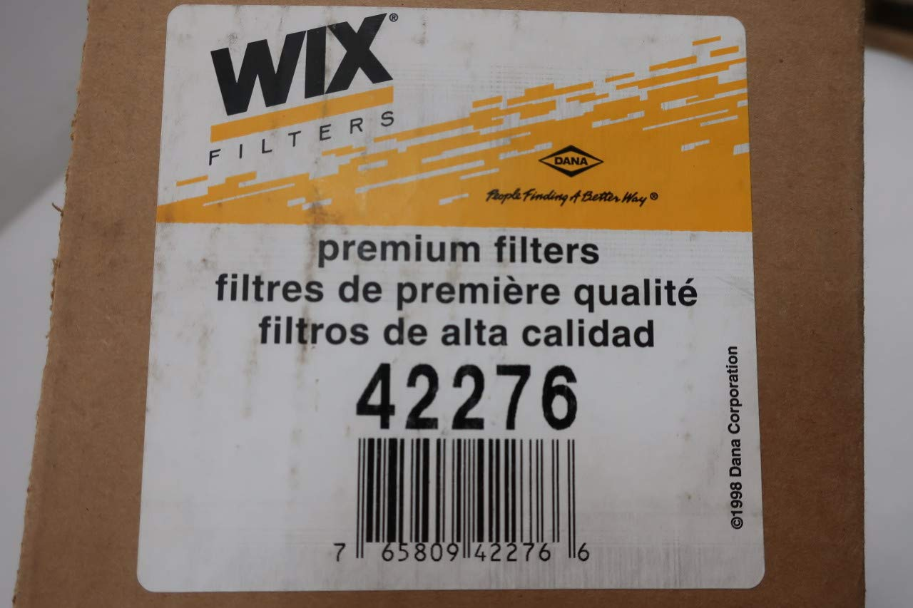 WIX Filters 42276 AIR Filter