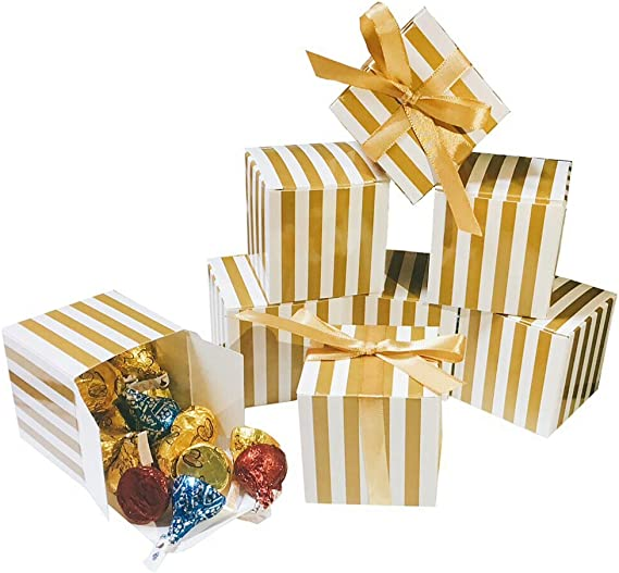 Candy Chocolate Boxes Sweet Bags For Wedding Favors Party Supplies  YW