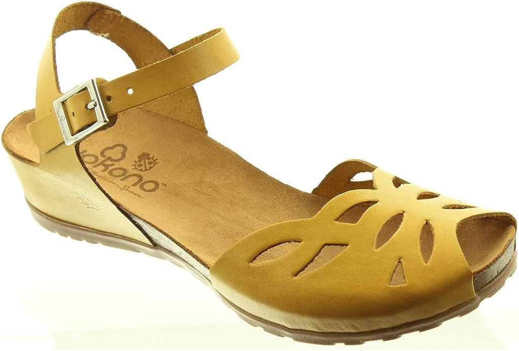 Yokono - Ladies Capri 023 Flat Sandals
