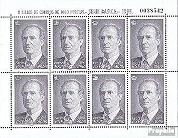 Prophila Collection España Michel.-No..: 3254Klb Sheetlet ...