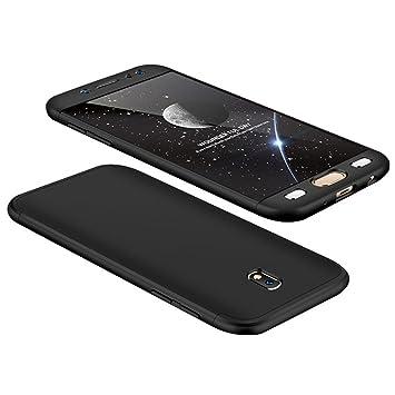 Funda Samsung Galaxy J7 2017 360 grados. Funda + protector de ...