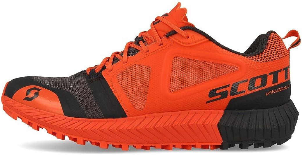 Scott Zapatillas Kinabalu Naranja: Amazon.es: Zapatos y complementos