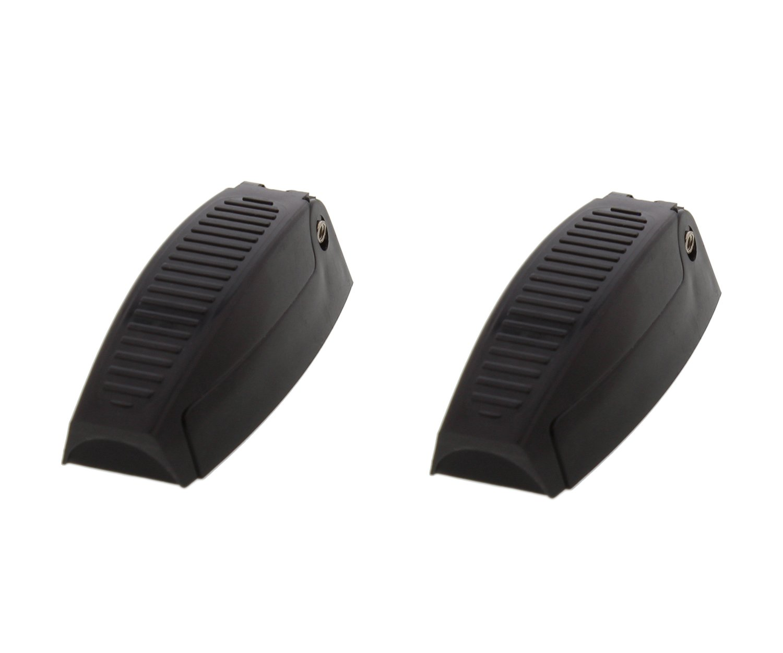 18 inch Clear Plastic Interior Hardware RV Designer H750 Tieback Strap
