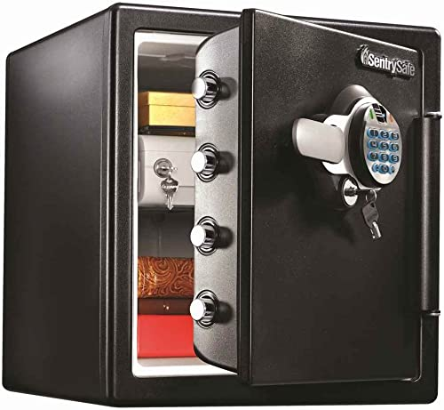 SentrySafe SFW123BDC Fire Chests, Safes