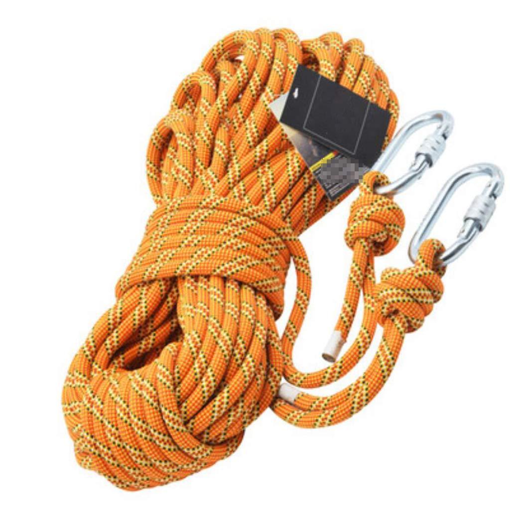 注目の HSBAIS クライミングロープ ザイルガイロープ 安全 安全 アウトドア、11 太さ mm 高強度、登山 太さ プロ 高強度、登山 アウトドア活動 防災 B07QQN4JK3 40m(131ft), あゆの店きむら:bf1ec201 --- a0267596.xsph.ru