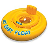 INTEX Baby Infant Inflatable Swimming Aid Trainer Seat Ring Swim Safety Float Age 0-12M, 0-1y ,1-2y