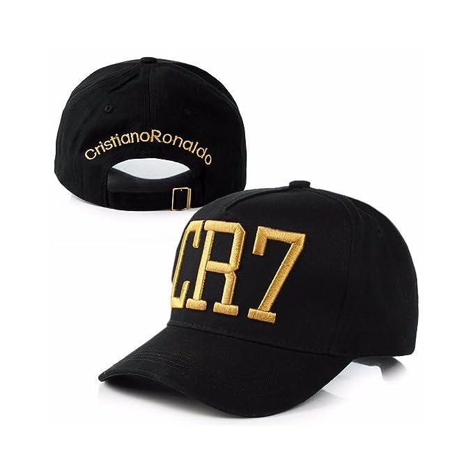 e38b98d462a5d Nova Cristiano Ronaldo CR7 Baseball Cap  Amazon.co.uk  Clothing