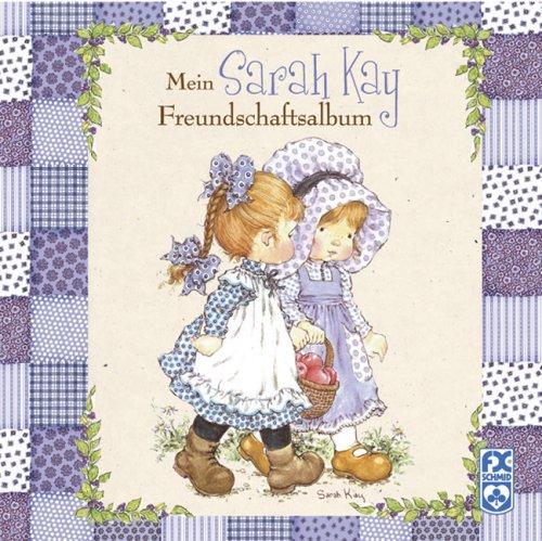 Mein Sarah Kay Freundschaftsalbum