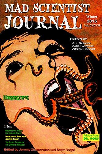 Mad Scientist Journal: Winter 2015