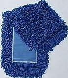 """Dust Mop Kit 60"""" : (1) 60"""" Blue Industrial Dust"""