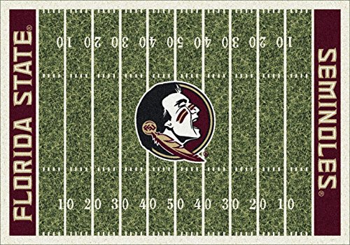 - Florida State Seminoles Milliken NCAA Home Field Area Rug (5'4